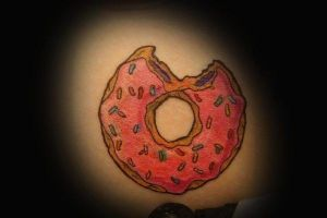 Doh...nut by SimplyTattoo
