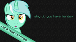 Angry Lyra Heartstrings by pims1978