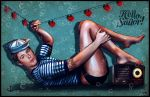The Pin-Up by mlle-gabrielle