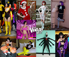 Venture Bros addiction by JohnnyHavoc