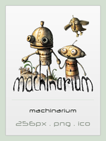 Machinarium icon by Shimmi1