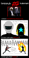 Daft Punk Meme by lymEpenguin
