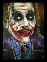 Why so serious? by MICKMAC