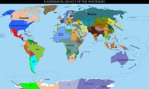 Kaiserreich Legacy of the Weltgrieg by Qsec