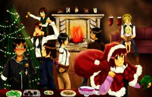 Merry Christmas 2011 by Tennessee11741