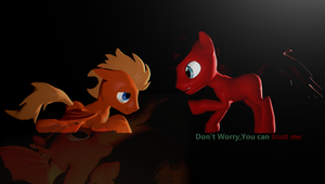 Don't Worry,You can Trust me by bioshocked1337