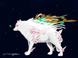 Okami Final GoodBye by 25Tachigami