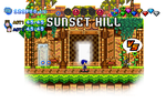 Sonic Generations-Sunset Hill zone by Vebills