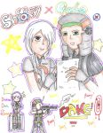 DDS - Sherry and Gale by An-Asian-girl