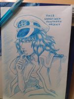 Capt. sketch by Tres-Iques