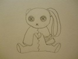 Keru's Bunny :3 by Ask-Spice-Neru