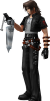 Squall Leonhart 02 by candycanecroft