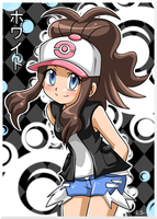 PKMNBW Girl :U by Endless-Rainfall