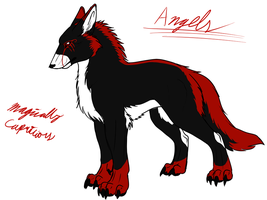 New Temporary Angels ref by MagicallyCapricious
