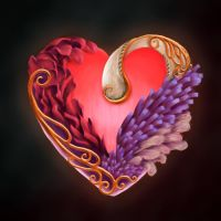 Heart by Grimmsy