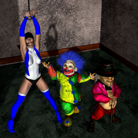 Evil Carnies 02 by LordSnot