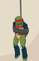 Raph - Hanging around by Neos-mies