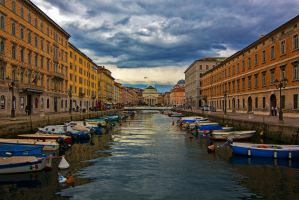 Grand canal by olgaFI