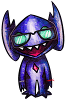 Jesse the Sableye by jesseuhhyeah