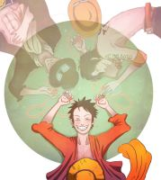 OP: Forever Brothers by RoroZoro