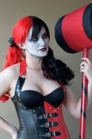 New 52 Harley Cosplay 3 by StageArtisan