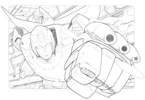 Hotrod pencils by pravinbajaj