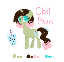 Chai Pearl by SorbetBerry