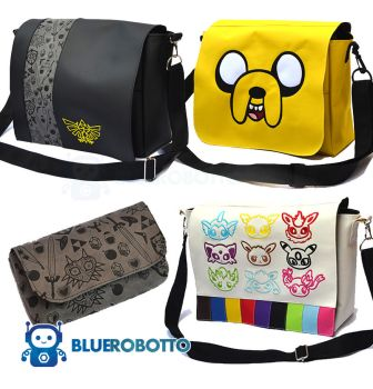 Newest bags by BlueRobotto