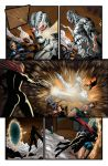 Zenescope - GFT Unleashed #1 page 30 Colors by nahp75