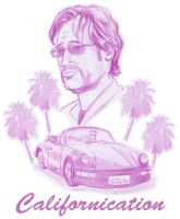 Hank Moody - design by kit1