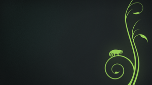 Grow - openSUSE 12.3 wallpaper by white-dawn