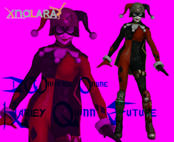 DCUO - Harley Quinn - Future by TRDaz