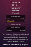 iTunes for Illustro by Tibneo