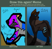 Meme  Before And After by Avian1131