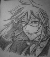Grell Sutcliff by SketchPaper