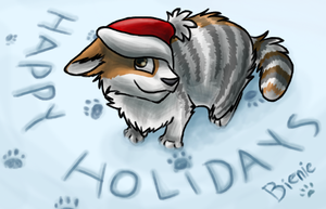 Happy Holidays! by SpitfiresOnIce