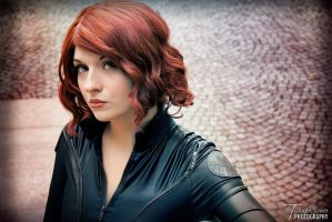 Black Widow - Who is my Target? by XionsTwilightTower