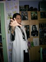 Me as Captain Unohana 4 by dragonloveruk