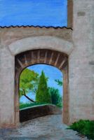 Bolsena Gate by Vineris