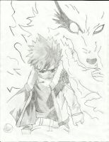 Naruto by SnowFallAtTwilight