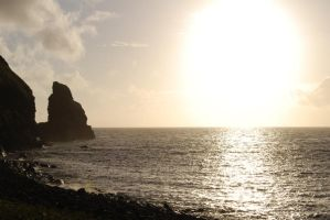 Talisker Bay by bigbird363