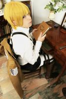 Shingeki No Kyojin: Studing Titan by Smexy-Boy