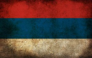 Dirty Flag Version Zero:Serbia by Kacnepcku