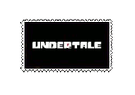 Undertale awesomeness stamp by TheElementChronicler