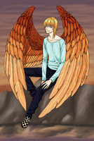 Maximum Ride: Alae Igneous by X-I-L2048
