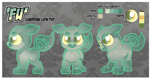 Reference sheet: Fu by Nazegoreng
