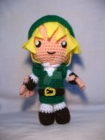 Link, the new version XD by Eriamyv