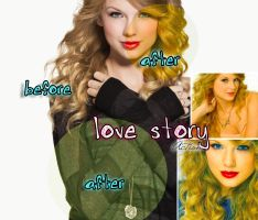 Love Story Action by SellySmilerSwan