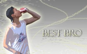 The Best Bro WP by Jacia