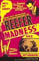 Reefer Madness Poster by meganvandee